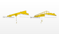 Specifications &Dimensions|Overhead Cranes|Cranes|Products|KITO